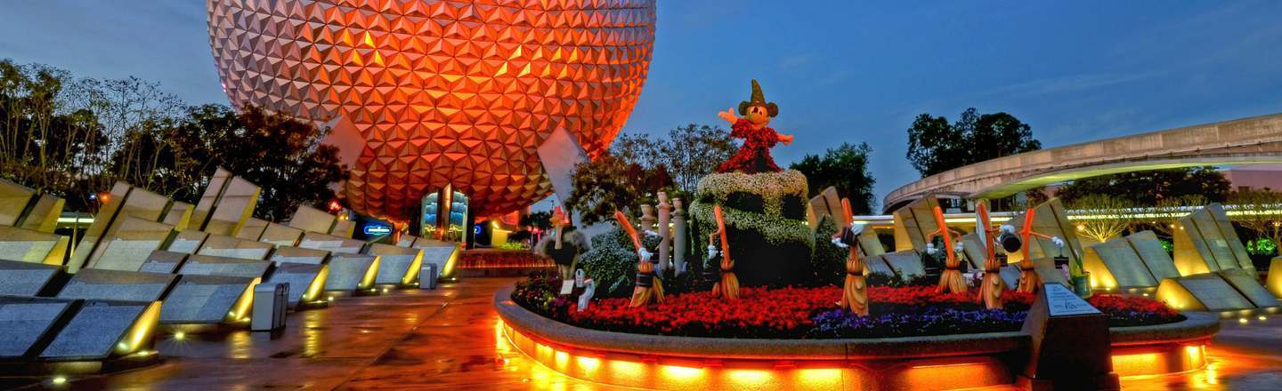 5 Disney Park Attractions You Won't Believe Existed