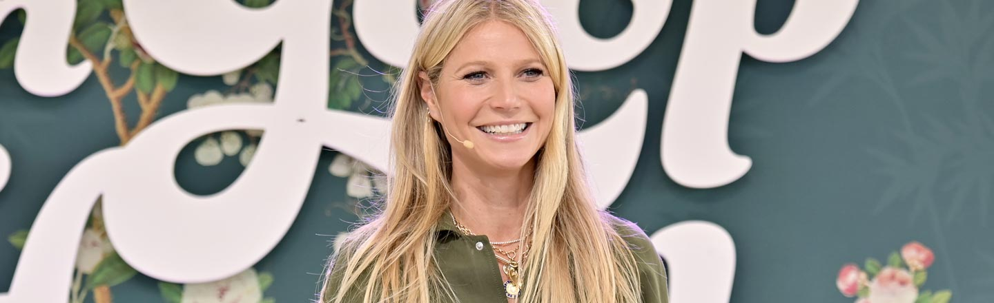 Gwyneth Paltrow Launches Goop For Men, Yikes