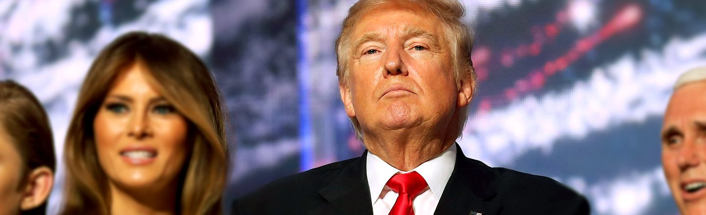 5 Reasons You Might One Day Vote For A Donald J Trump