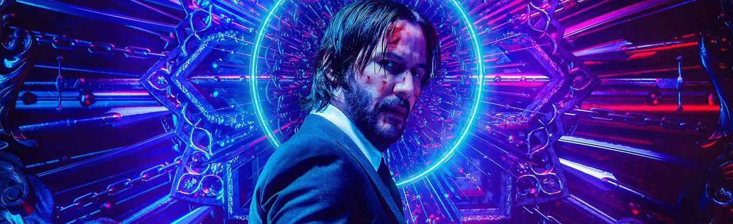 The 'John Wick 3' Posters Are Some Serious Art