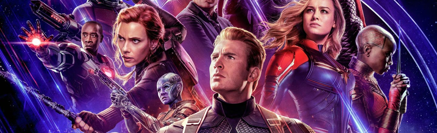 'Endgame' Is Finally The Biggest Movie Ever, Happy Now?