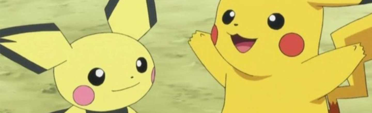 Pikachu Could Have Looked like 'A Tiger With Huge Breasts'