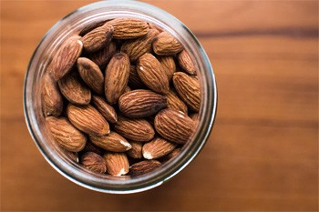 The Crazy Real Story Of Wisconsin's Massage Parlor (And Cyanide) Murders - a bowl of almonds