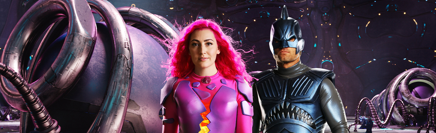 Shark Boy and Lava Girl Are Back In New Netflix Sequel
