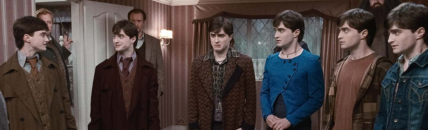 The 5 Most Depraved Sex Scenes Implied by 'Harry Potter'
