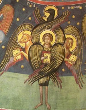 Reminder: Angels In The Bible Were Mind-Melting Horror Beasts -