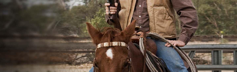 5 Ways To Commit Crimes On Horseback
