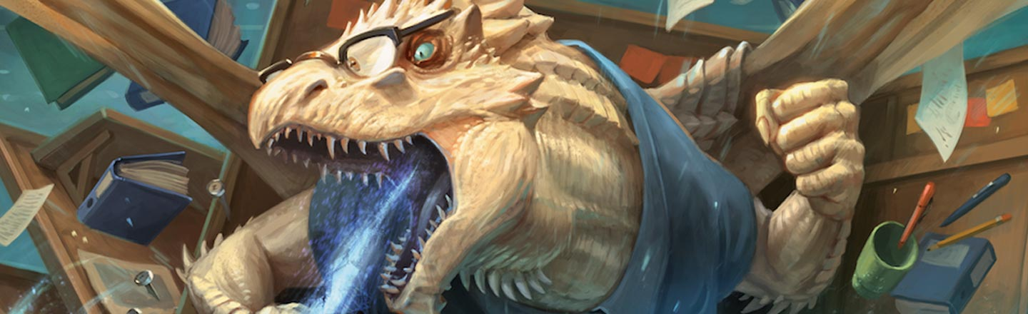 A First Look At Unsanctioned, Magic: The Gathering's New Set