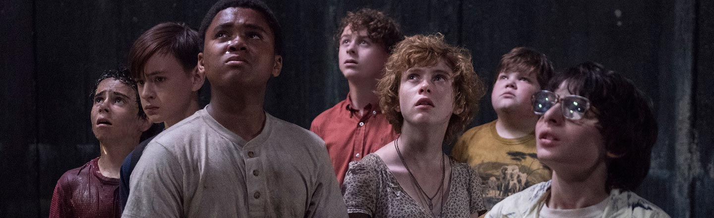 The Kids From 'It' Got De-Aged, Because Science Has Gone Mad