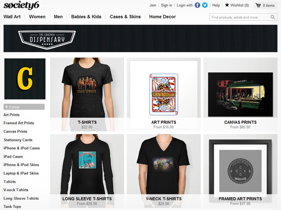 1 Billion New Prints Our Store Now Offers With Society6