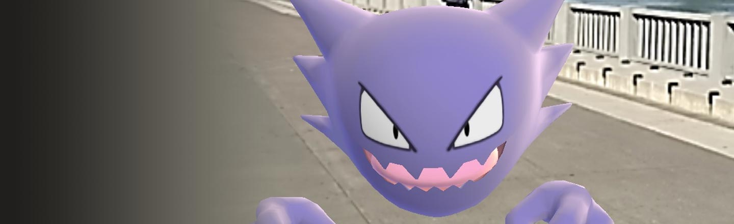 Dead People Are Going To Hate The New Spooky Pokemon Go