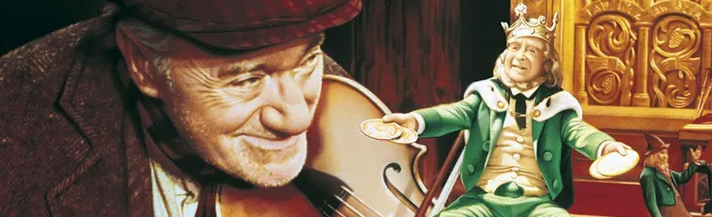 A Totally Bonkers Children's Movie Is Streaming For St. Paddy's