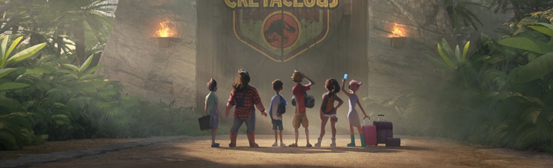 The 'Jurassic World' Cartoon Makes the Movies Even Darker