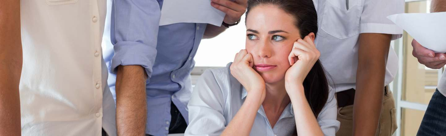 5 Shockingly Outdated Problems Modern Women Face At Work