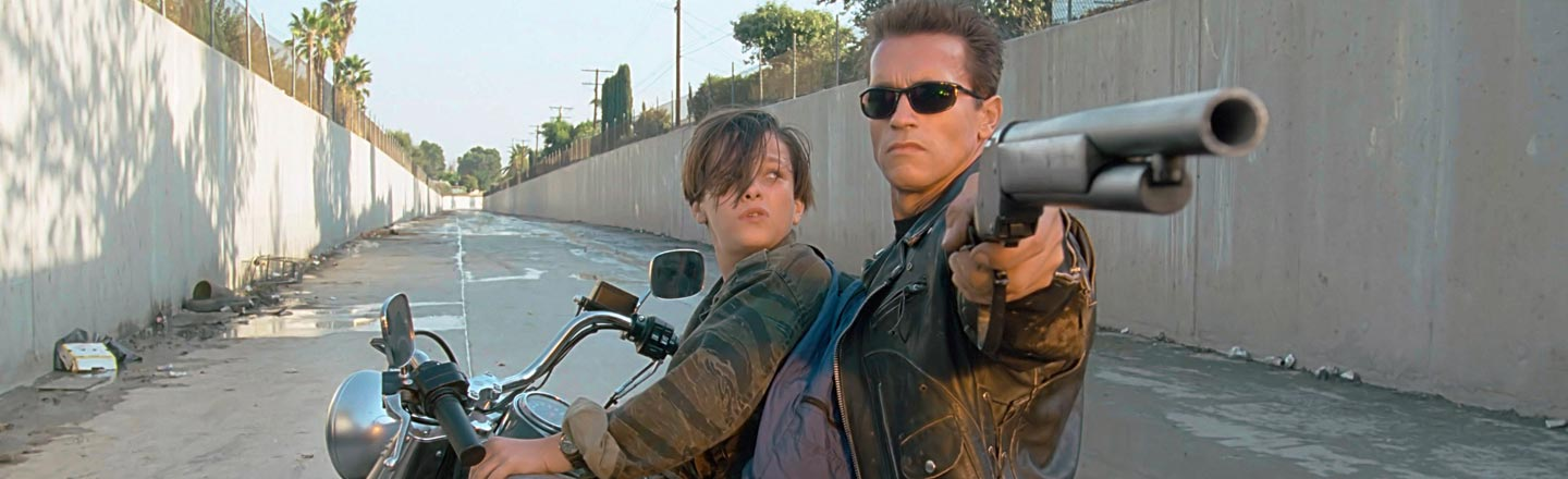 Why It's Okay The Terminator Movies Are So, So Bad