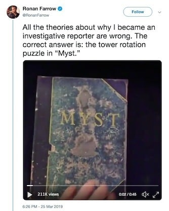 We Already Got a 'Myst' TV Show, It Was Called 'Lost'
