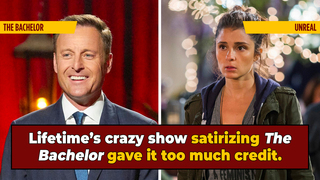 Bonkers Show Made To Mock 'The Bachelor' Gave It Too Much Credit