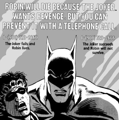Batman's darkest story was from one