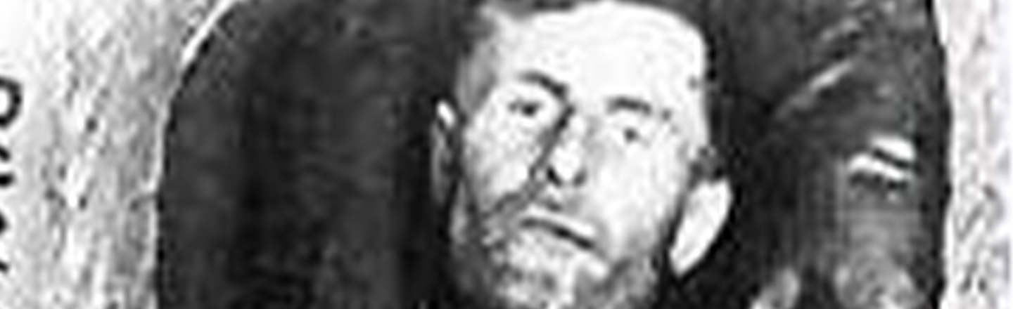 The Outlaw Whose Corpse Got Lost In A Haunted House