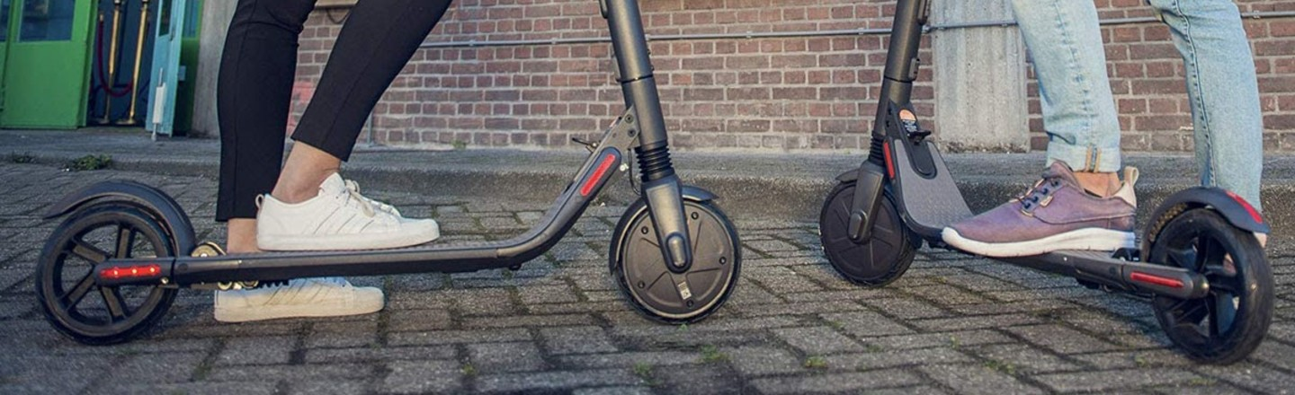 Segway Makes Affordable Scooters. Say What?!