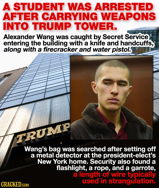The 13 Most Insane Things Happening Right Now (12/20/16)