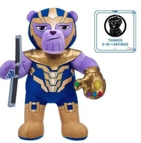 Marvel Fans Can Now Buy a Thanos, Uh, Teddy Bear?