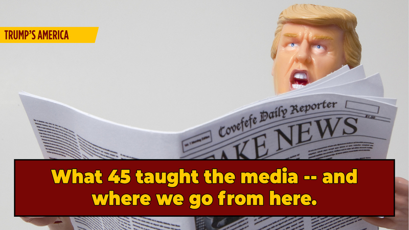 4 Media Musings From The End of Donald Trump's America