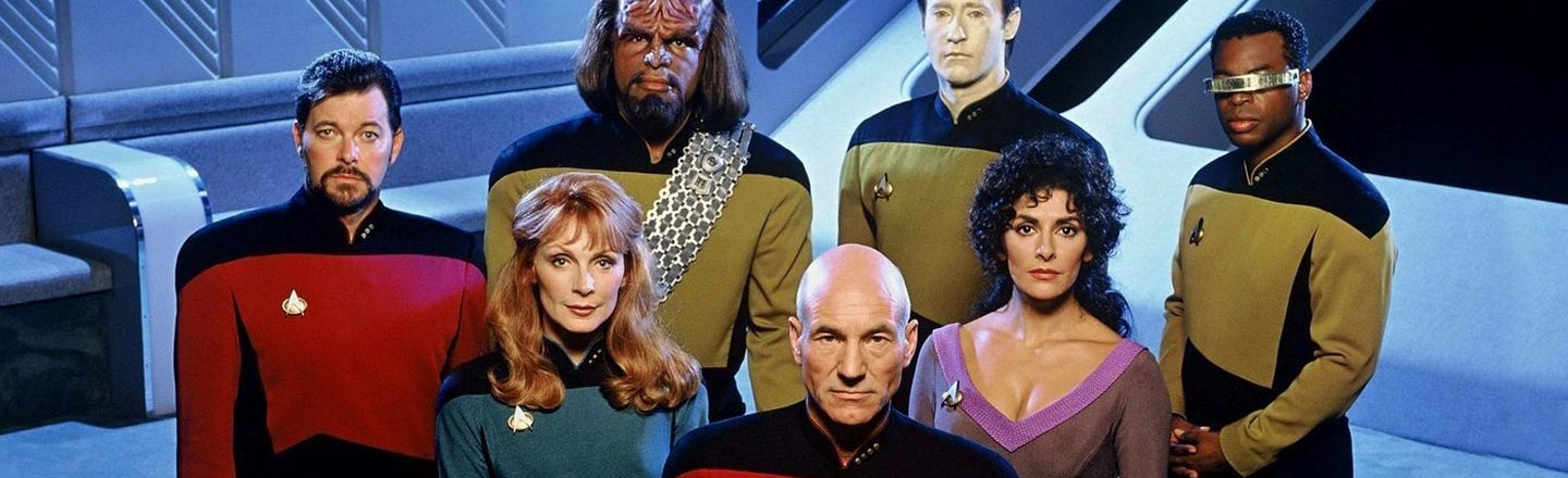 7 Crazy As Heck Ideas Star Trek Almost Went With