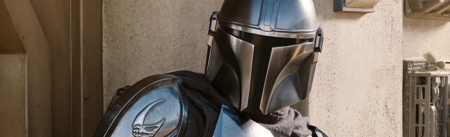 'The Mandalorian' Was Inspired By Disney's Literal Garbage