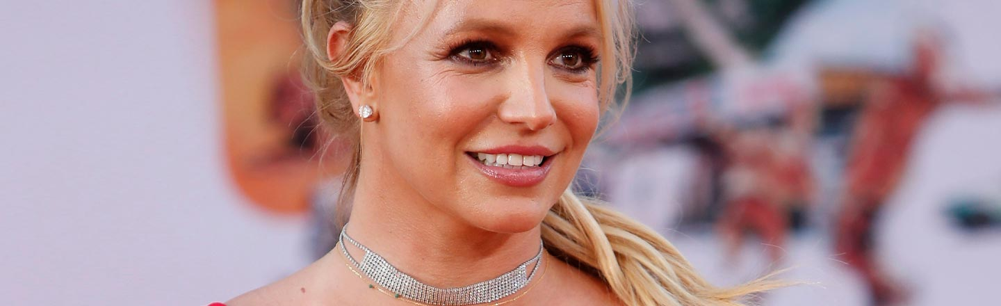 We Now Have Comrade Britney