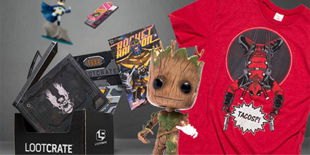 13 Loot Boxes For The Nerd Who Wants Some Mystery In Life