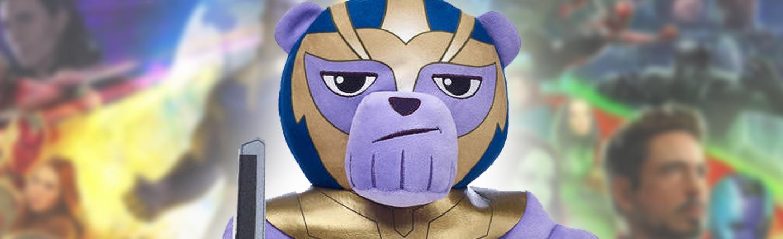 Marvel Fans Can Now Buy a Thanos, Uh, Teddy Bear?