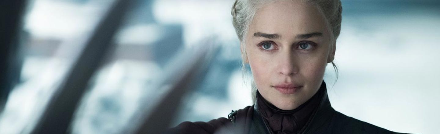 'Game Of Thrones' Ended With More Garbage (Literally)