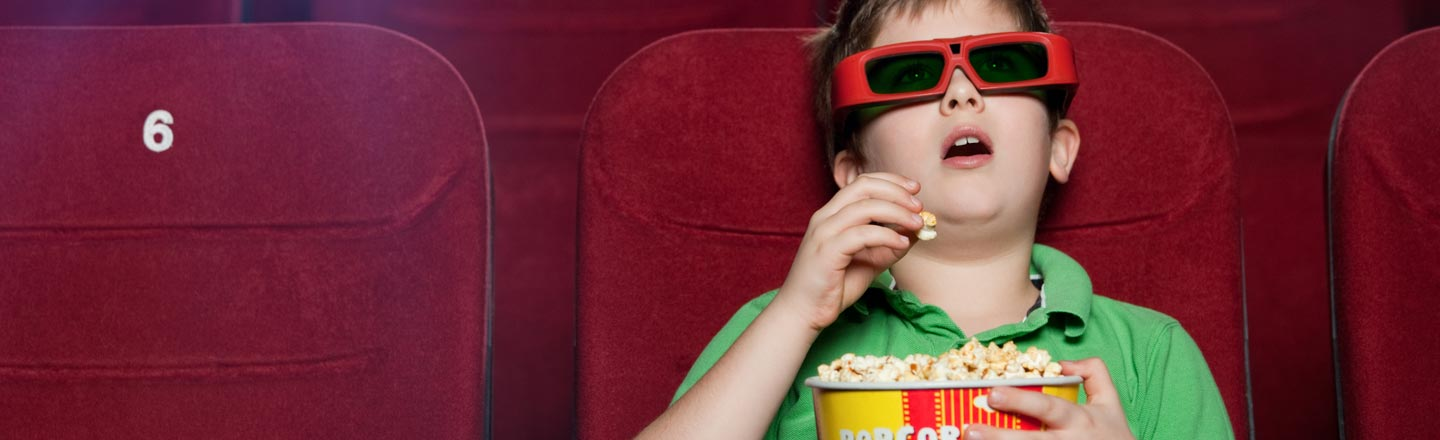 Study Claims That Going To The Movies Counts As Exercise