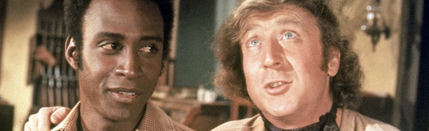 'Blazing Saddles' Had A Totally Boss Premiere