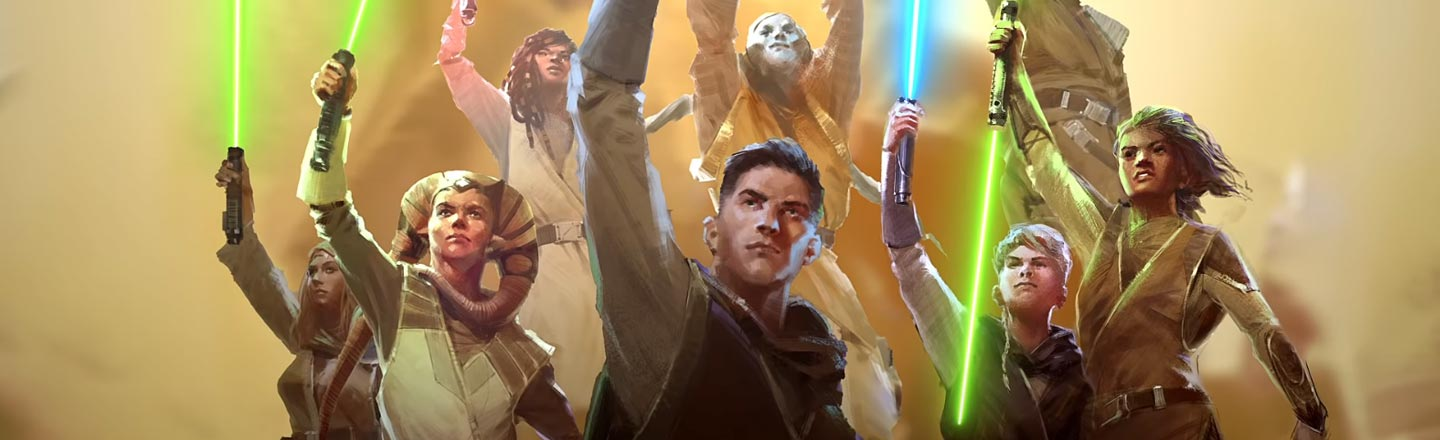 The New 'High Republic' Era Is The Clean Slate Star Wars Needed