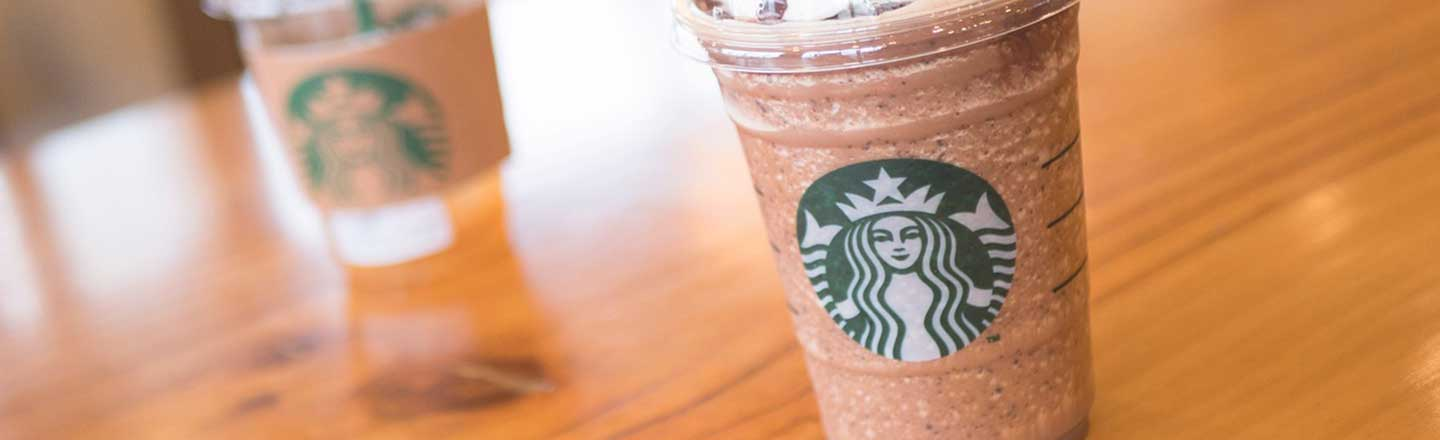 Hey, Starbucks, We Branded Your New Drink For You