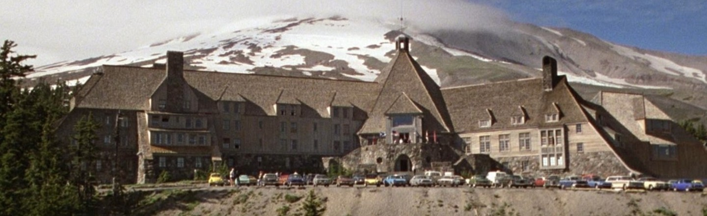 Hotel's Reopening Ad Is Scarier Than 'The Shining'