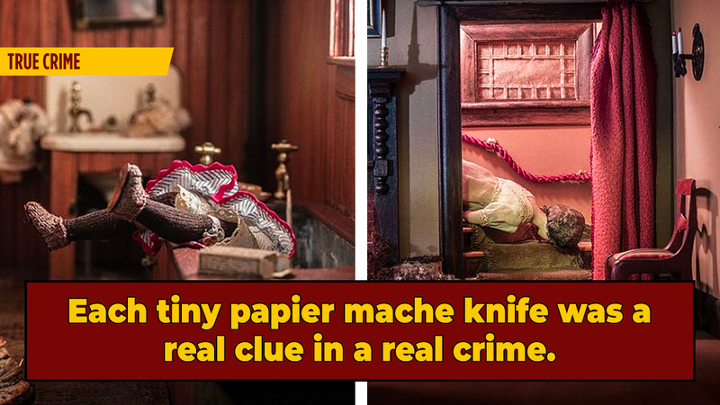 The Murder Dollhouses That Changed Forensic Science