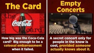 5 Realities Of The Coca-Cola Card, Or The Most Confusing Marketing Campaign In History