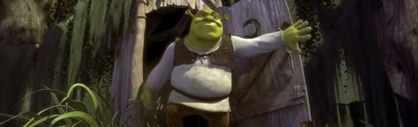 'Shrek' is Now Rightfully Recognised As The National Treasure It Is