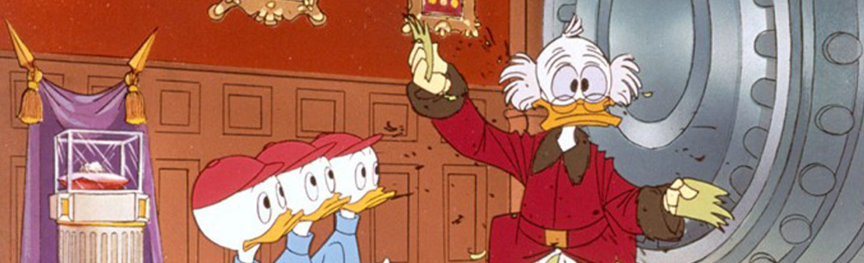 Scrooge McDuck's First Cartoon Was Hardcore (Capitalist) Propaganda