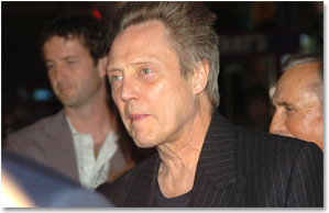 Christopher Walken Reviews the Songs in his iPod