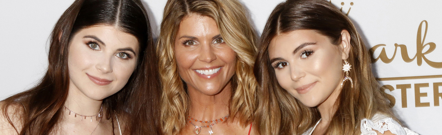Aunt Becky's Prison Sentence Is Actually The Perfect Finesse Move