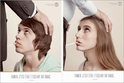 The 6 Grossest Anti-Smoking Ads of All Time