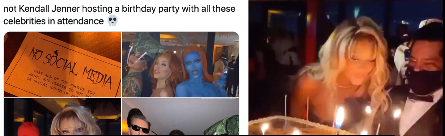 The Internet Roasts The Kardashians Again Over Another Tone-Deaf Birthday Party