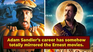 Is Adam Sandler The New Ernest?