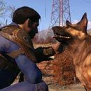 Here's A Twitter Account About Petting Dogs In Video Games