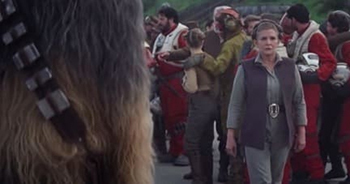 How 'Star Wars' Tried To Fix Its Most Awkward Moments