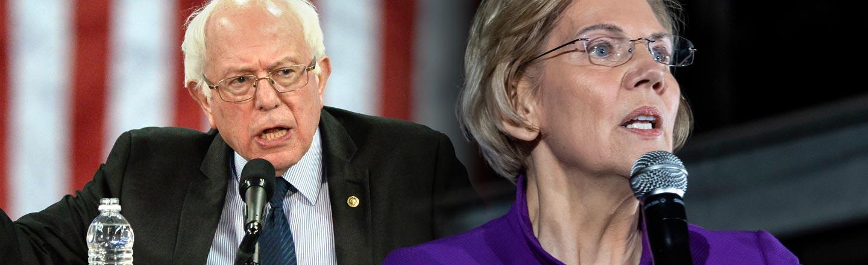 Here's Why Bernie Sanders And Elizabeth Warren Are Fighting